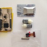 HDEC-000745 Micro Robot Chassis Controller
