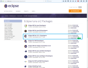 Luna Eclipse 64bit Download Page