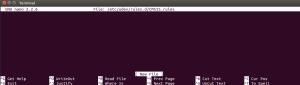 linux CMSIS rules nano